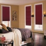 cortinas roller black out moradas