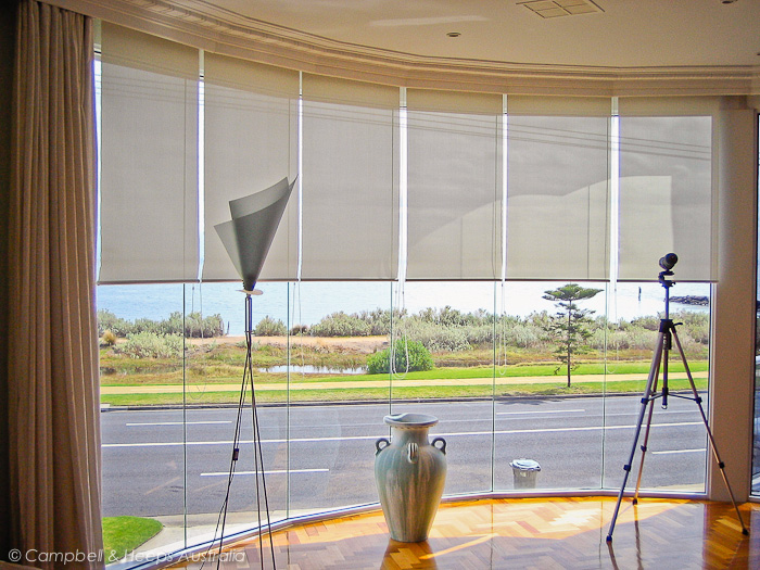 Cortinas roller sunscreen local