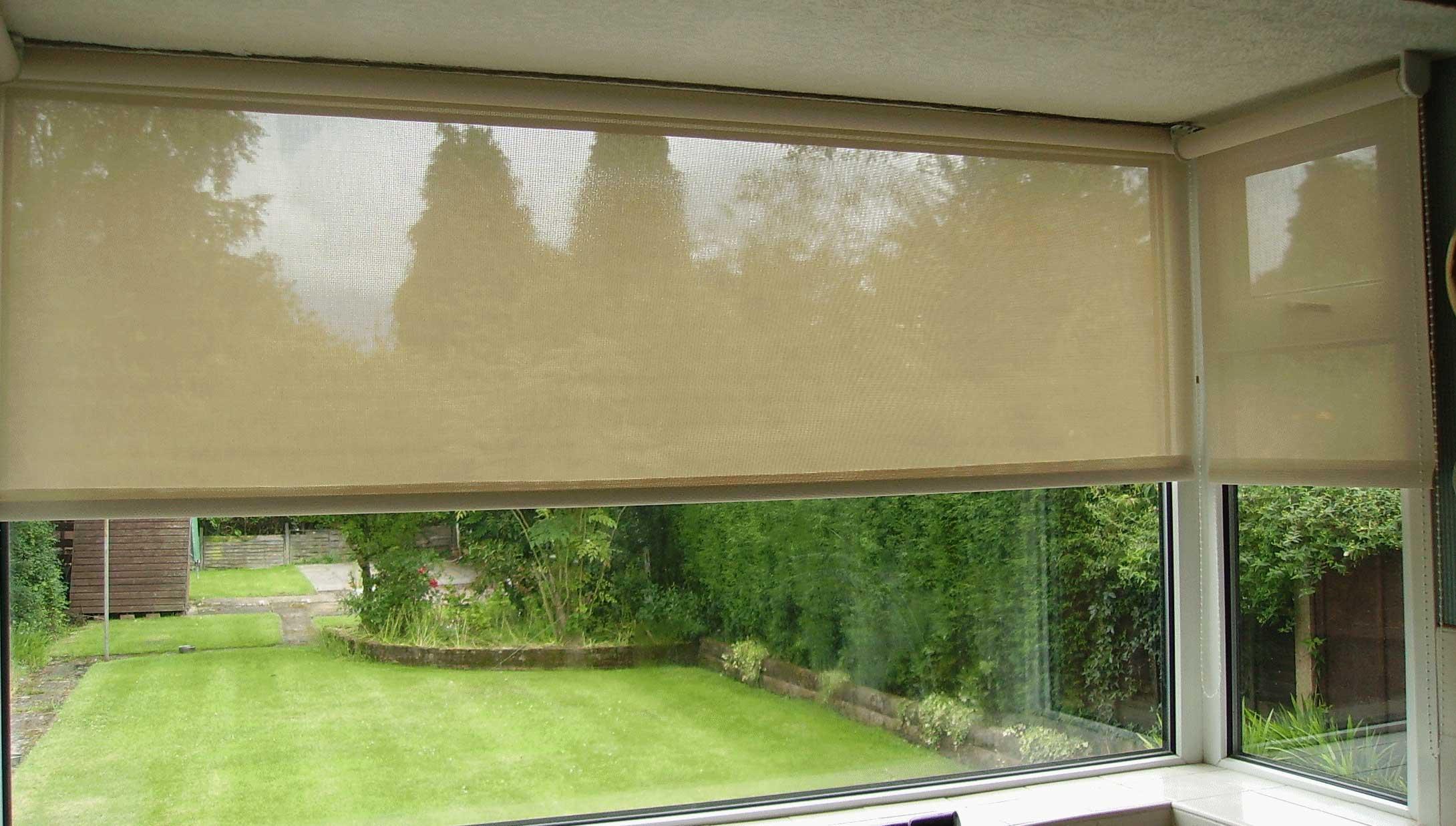 Tip de ideas para decorar con cortinas roller sun screen - Persianas roller ...