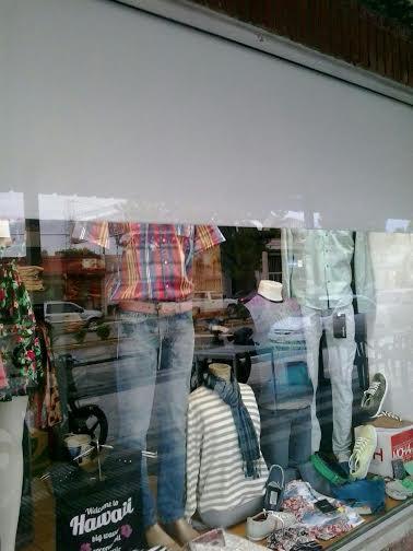 black out tienda de ropa