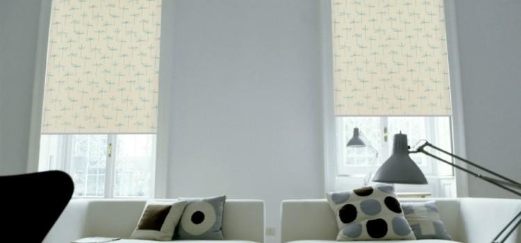 Cómo elegir el color adecuado para tus cortinas Roller
